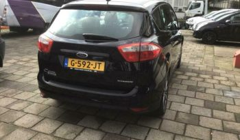 Ford C-MAX green energy vol
