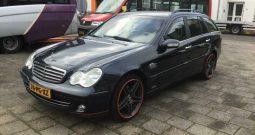 Mercedes-benz C-klasse Combi 180 K. Classic