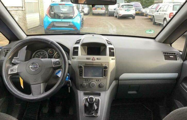 Opel Zafira 1.6 Enjoy vol
