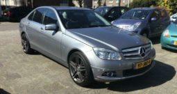 Mercedes-benz C-klasse 180 K Bl.E Bns Ed Av