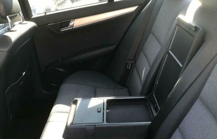 Mercedes-benz C-klasse 180 K Bl.E Bns Ed Av vol