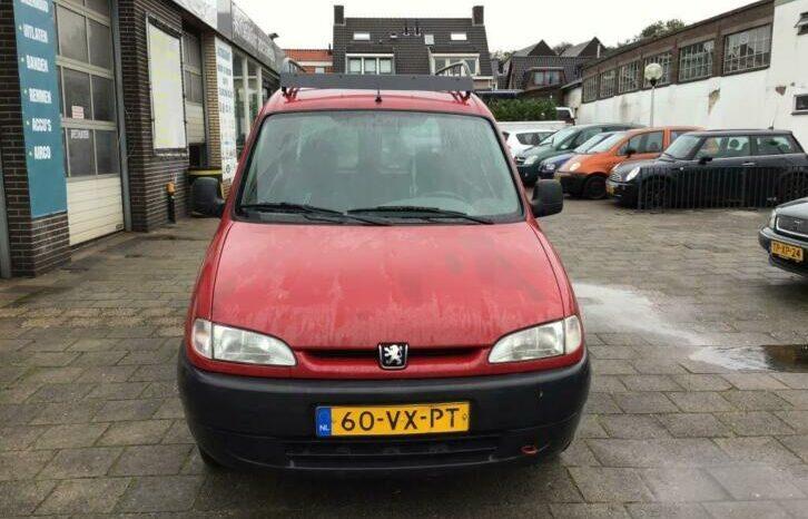 Peugeot Partner 170C 1.9 vol