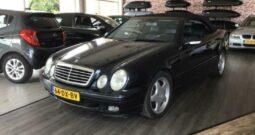 Mercedes-benz CLK-klasse Cabrio 200 Avantgarde